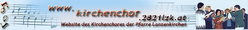 Logo Kirchenchor 2821lzk.at